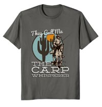 T-Shirt They Call Me Carp Whisperer