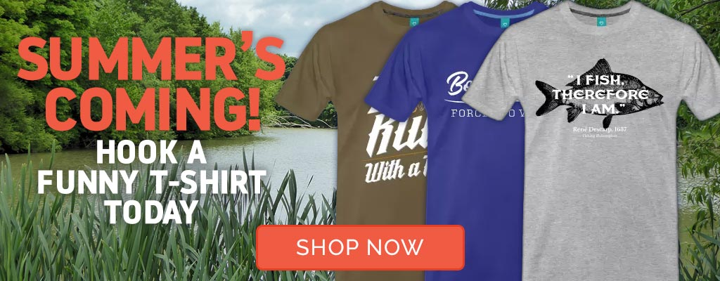 Fishing T-shirts 2019