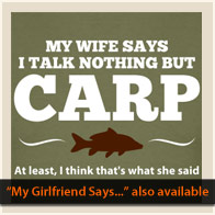 Talk Nothing but Carp T-Shirt